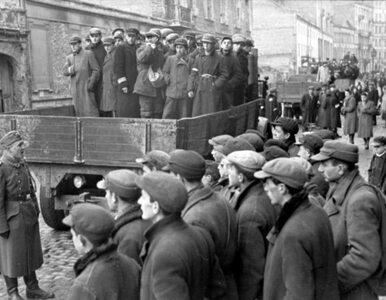 Pomoc Żydom karana śmiercią. 80 lat temu Niemcy wprowadzili w Polsce...