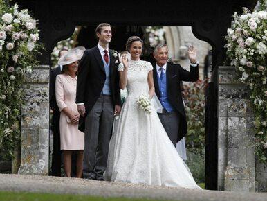Tym ślubem żyje dziś cała Wielka Brytania. Pippa Middleton wyszła za mąż...
