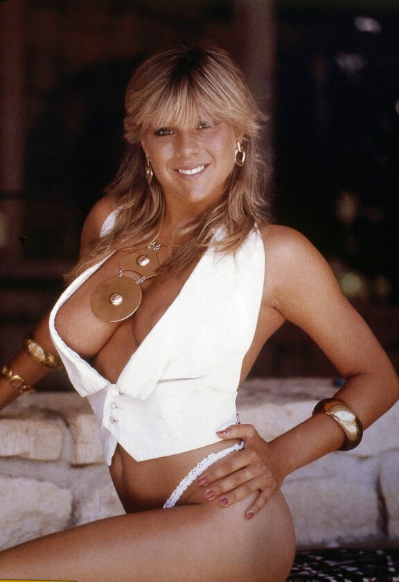 Samantha Fox w 1986 roku