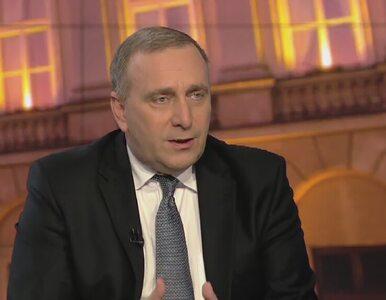 Schetyna: Komorowski musiał się przestawić na bój kampanijny