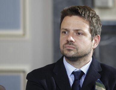 Trzaskowski o wyborach w PO: Ja nie startuję. Moją kandydatką jest Ewa...
