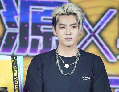 Chińska policja zatrzymała Krisa Wu. Gwiazdor k-popu oskarżony jest o gwałt