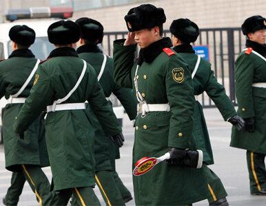 Chiny: policja zastrzeliła nożowników