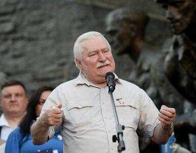 Lech Wałęsa o wspólnym locie z prezydentem Dudą: Potem się rozkręcimy
