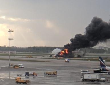 Awaryjne lądowanie rosyjskiego samolotu. Są pierwsze doniesienia o ofiarach