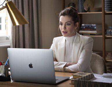"""Skazani na siebie"". Anne Hathaway i Chiwetel Ejiofor w nowym filmie..."