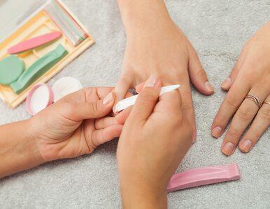 Manicure japoński genialnie regeneruje i nabłyszcza słabe paznokcie