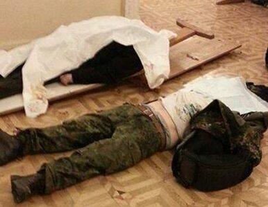 Kijów w ogniu. Min. 9 zabitych i 100 rannych