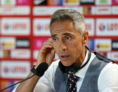 Sousa: Dla mnie to podwójna odpowiedzialność, bo nie jestem Polakiem....