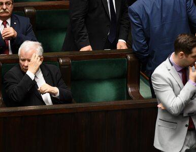 Kaczyński zrugał Jakiego. Poseł się tłumaczy: Chciałem dobrze, to wina...
