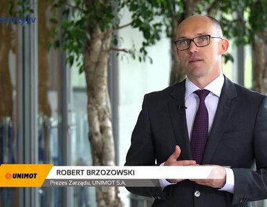 Unimot S.A., Robert Brzozowski - Prezes Zarządu, #34 PREZENTACJE WYNIKÓW