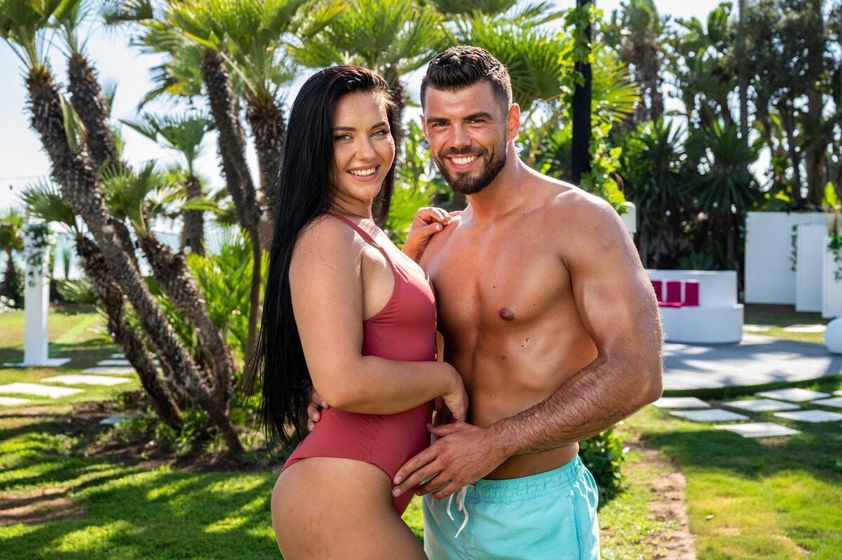 """""""Love Island. Wyspa Miłości"""". Klaudia i Adrian"""
