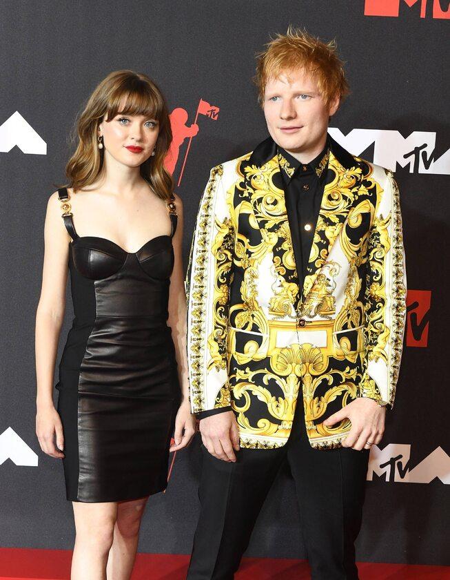 Maisie Peters i Ed Sheeran
