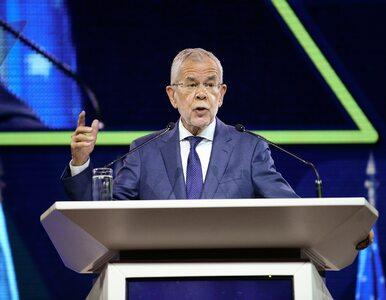 Podróż prezydenta Austrii do Polski z przygodami. Polityk przyjechał...