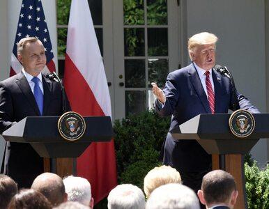 Politico: Andrzej Duda przed wyborami poleci do USA na spotkanie z Trumpem