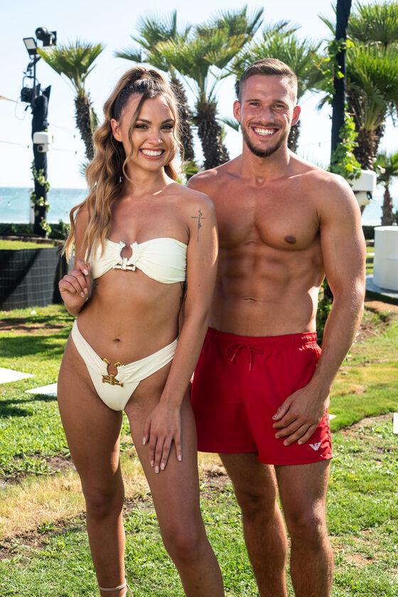 """""""Love Island. Wyspa Miłości"""". Paulina i Wiktor"""