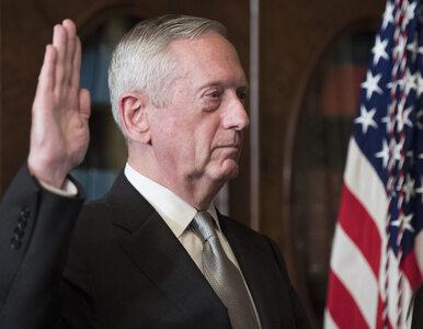 """Szef Pentagonu zapewnił o """"trwałym zaangażowaniu"""" USA na rzecz NATO"""