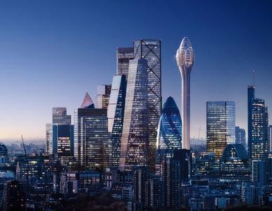 Tulipan z pozwoleniem na budowę. Będzie najwyższą budowlą Londynu