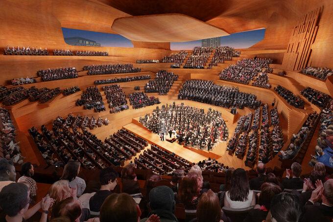 Sala Koncertowa w Londynie