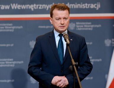 """""""Mariusz Błaszczak jest osobiście odpowiedzialny"""". PO chce dymisji ministra"""