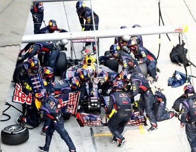 Red Bull pożegna się z F1? Ecclestone: To ich decyzja