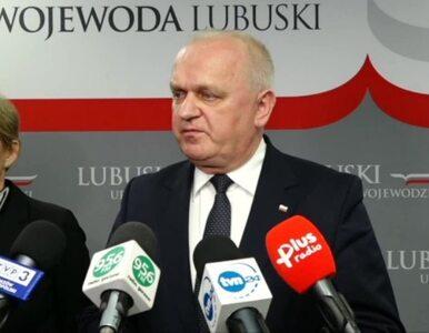 """Spór w województwie lubuskim. """"Wykorzystywanie koronawirusa do rozgrywek..."""