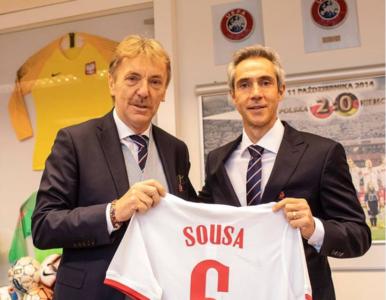 Ile zarobi Paulo Sousa? Cały sztab dostanie 8 mln zł przez rok