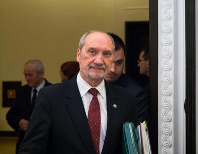 Macierewicz: Nikomu nie odbiera się wolności słowa