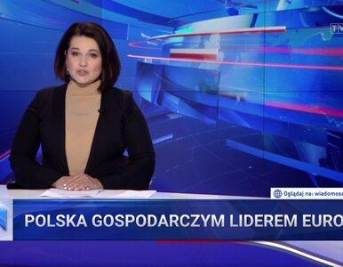 """""""Wiadomości"""" TVP powiązały sędzię TSUE z Tuskiem. """"Sukces Polaków..."""
