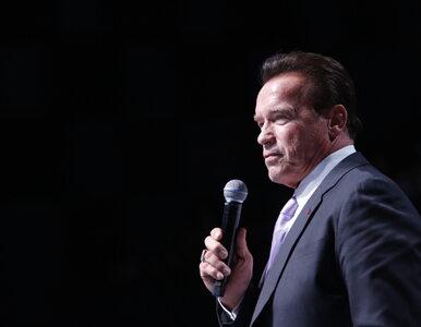 """Schwarzenegger nagrał przesłanie dla Trumpa. """"Sprzedał pan nasz kraj"""""""