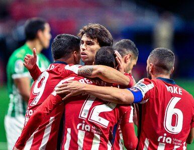 Po blamażu z Bayernem czas na odkupienie win. Atletico Madryt zagra z RB...