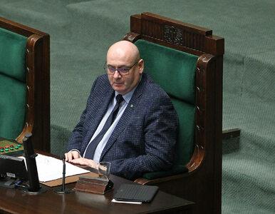 Wicemarszałek Sejmu na kwarantannie. Jego sekretarka ma koronawirusa