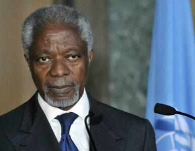 Syria: czy Asad posłucha Annana?