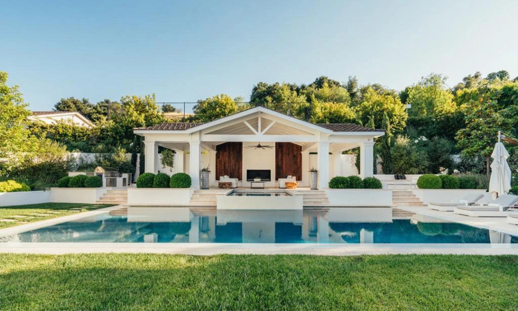 Nowy dom Madonny w Los Angeles