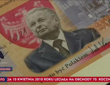 NBP wyda banknot z Lechem Kaczyńskim. Jest data rozpoczęcia sprzedaży