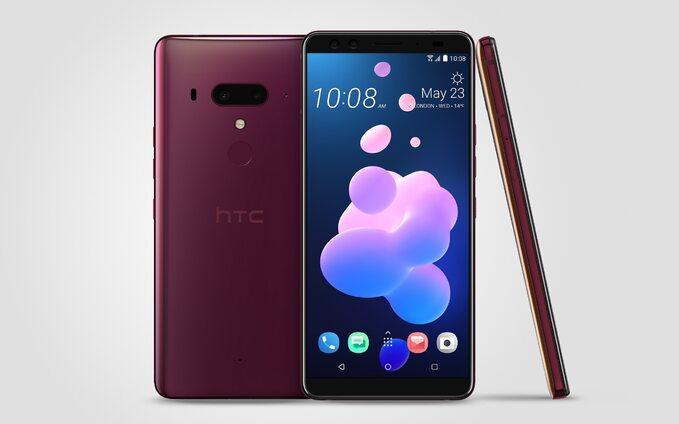 Nowy HTC U12+