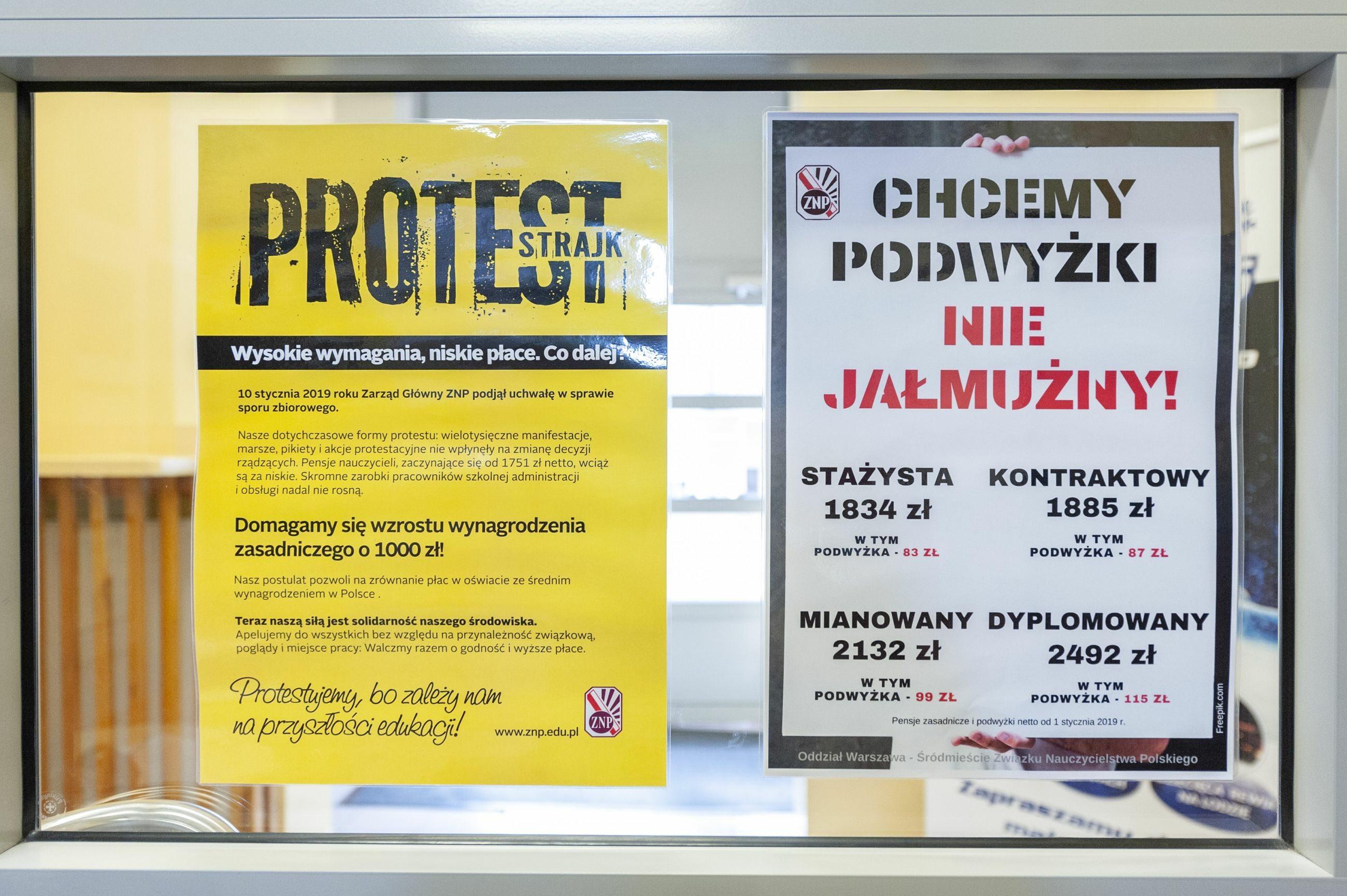 Strajk nauczycieli trwa od 8 kwietnia 2019 roku. Pewna polska piosenkarka postanowiła zorganizować koncert poparcia dla pedagogów. O kim mowa?