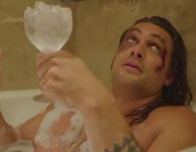 Jason Momoa dotkliwie pobity. Nowe nagranie aktora hitem w sieci