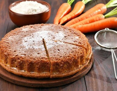 Jak zrobić zdrowe ciasto marchewkowe bez jajek i bez... pieczenia?...
