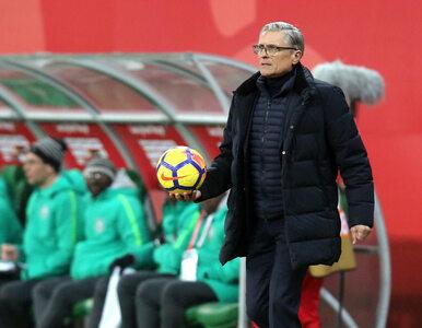 Adam Nawałka po meczu z Nigerią: Nowi zawodnicy się sprawdzili