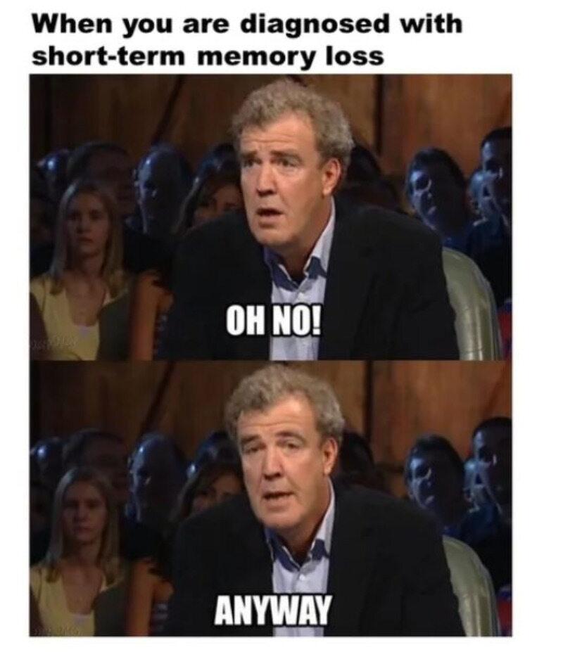 Kiedy diagnozują u ciebie utratę pamięci krótkotrwałej