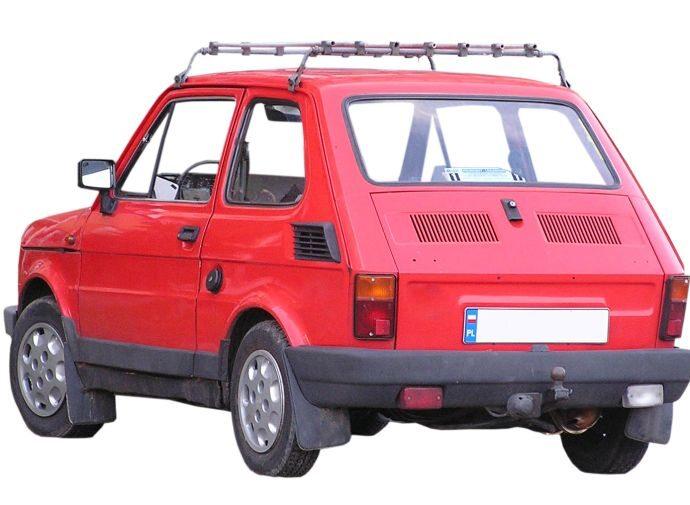 40 lat temu w  Polsce rozpoczęto produkcję Fiata 126p, czyli popularnego Malucha (fot. sxc.hu)