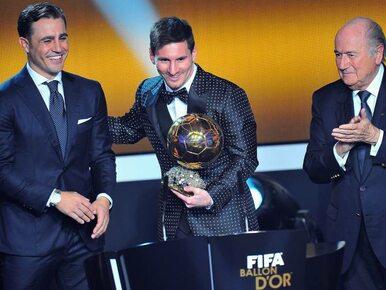 Złota Piłka: Znamy trzech finalistów