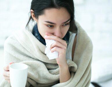 """W tym roku grypa może zacząć się wcześniej. """"Już od lata obserwujemy..."""