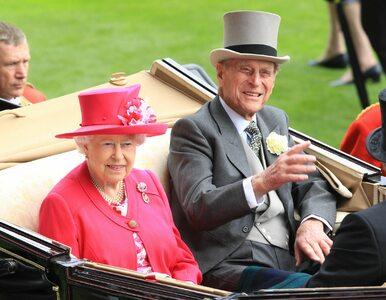 Królowa Elżbieta II i książę Filip przyjęli szczepionkę przeciw COVID-19