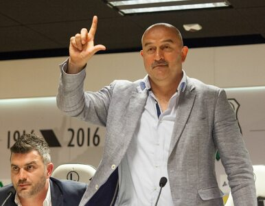 Były trener Legii został selekcjonerem reprezentacji Rosji