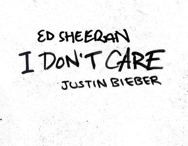 """Ed Sheeran i Justin Bieber nagrali nową piosenkę """"I Don't Care"""". O czym..."""
