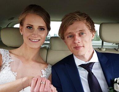 Dawid Kubacki wziął ślub. Kim jest wybranka skoczka?