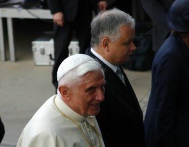 Prezydent spotka się z Benedyktem XVI