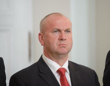 Paweł Wojtunik straci funkcję szefa CBA?